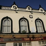The Masonic pub in Runcorn, Cheshire
