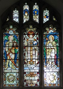 St Mary's Church Rider Haggard memorial window