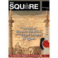 New feature regarding the new book in The Square