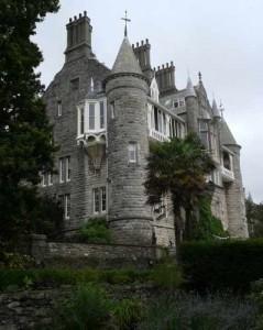 Chateau Rhianfa and Freemasonry