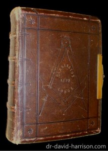 The Ashmole Bible, Lodge of Lights No. 148