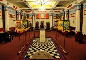 Liverpool Masonic Hall, Hope Street