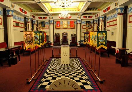 Liverpool Masonic Hall Hope Street Dr David Harrison