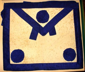 Wigan Grand Lodge apron