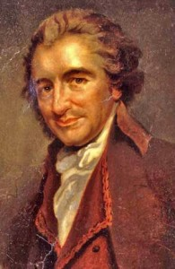 Thomas Paine Freemason?