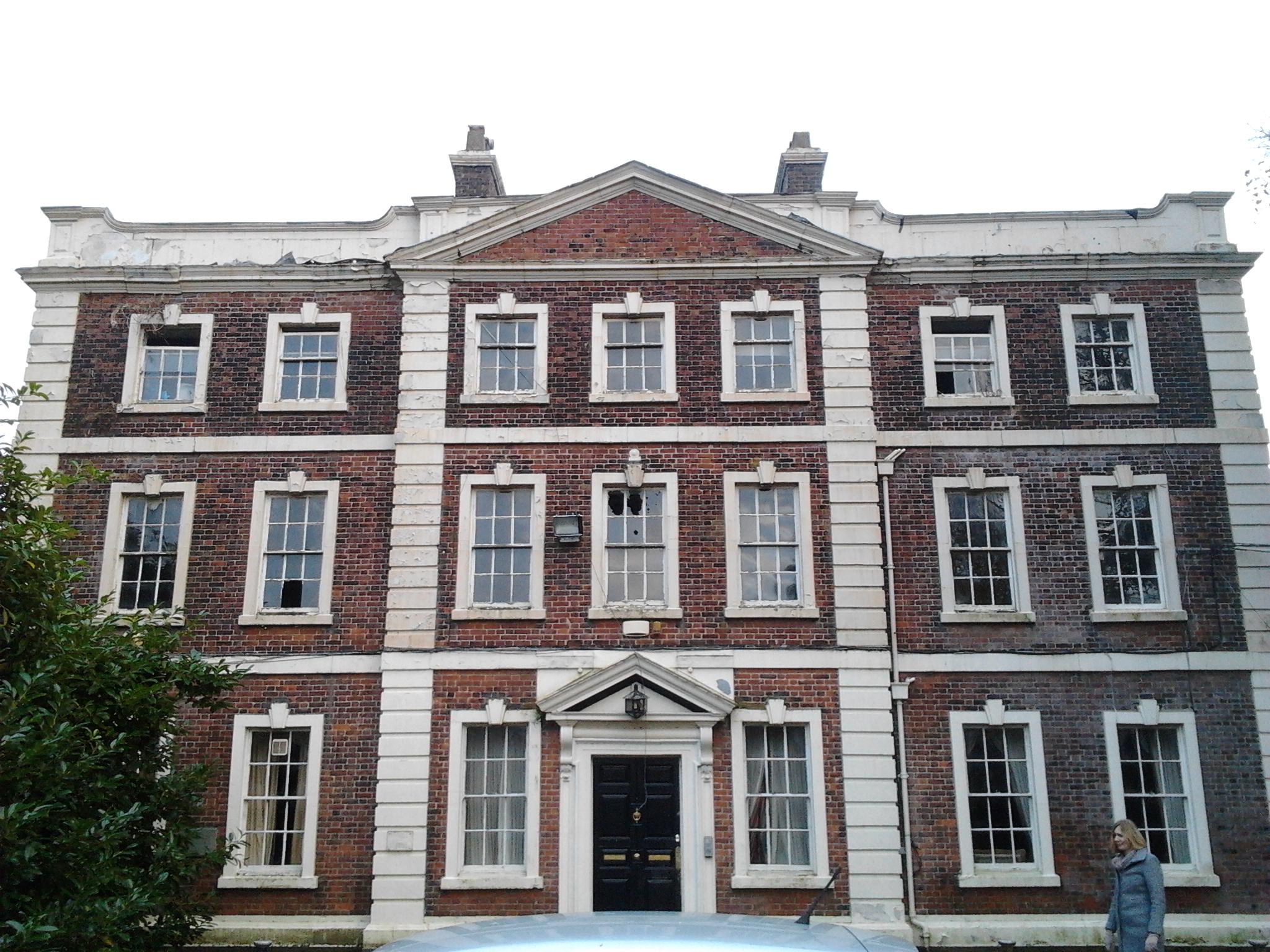Seven Lost Masonic Mansions - Dr  David Harrison