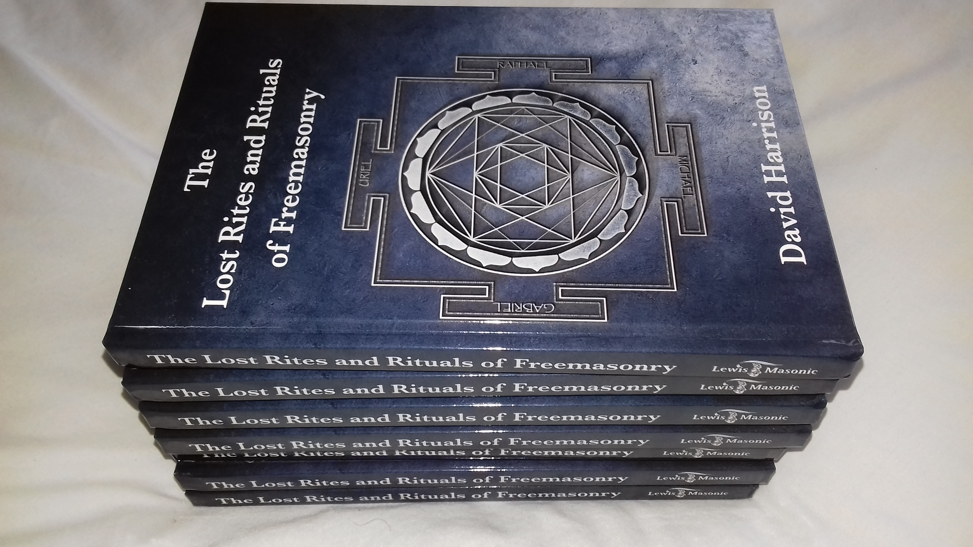 Review of The Lost Rites and Rituals of Freemasonry in The
