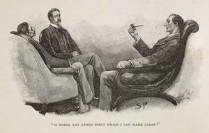 Sir Arthur Conan Doyle, his Sherlock Holmes stories and his literary references to Freemasonry
